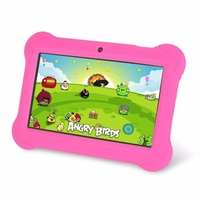 new mini kids tablet pc q88 with game and study app low price