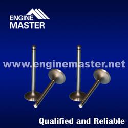 F22 valve intake valve exhaust vave 14711-POA-000 14721-POA-000