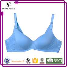 hot sell top quality comfortable transparent bras for women