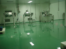 China Top Five Flooring System- Maydos Pharmaceutical Factory Concrete Epoxy Floor Resin Paint