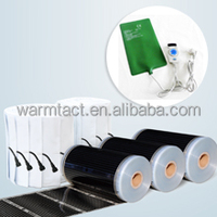 360G sealed shield film Floor Heating Systems Type Carbon Heating Film