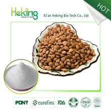 Supplier natural almond extract , natural almond extract bitter apricot seed extract powder