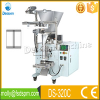Automatic pouch packing machinery for toner powder DS-320C