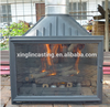 cast iron fireplace with many years experience
