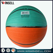 470-500g blank rubber basketball