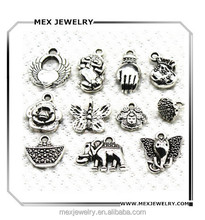 Wholesale Metal Good Luck Charms