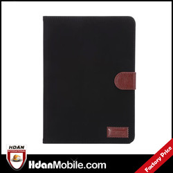 new products for ipad mini 3 leather case, stand leather case for ipad mini case vintage