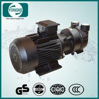 New popular vacuum suction cast iron electric ac vacuum pump