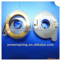 Compression gas spring for car