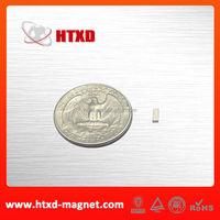 Neodymium jewelry pin magnets