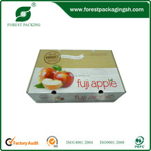 2015 new paper box vegetable and fruit box for transport