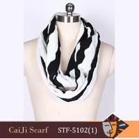Hot Selling European Market Men Knit Loop Scarf