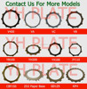 200cc clutch plate price factory sale motorcycle clutch plate