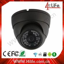 1.3 Mega pixel 960 P IR CUT Black Dome security Camera