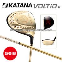 [Japan golf #1 wood] KATANA golf VOLTIO II TOUR driver Tour AD carbon shaft