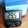Caldeira termômetro/digital thermpmeter/resistência elétrica tpm-10 termômetro