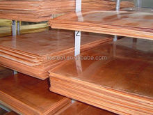 prime copper sheet price per kg