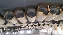 Materiale leggero 0,8mm rotolo policarbonato fogli di plastica per la costruzione