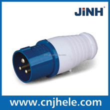 Industrial plug 32A/3P