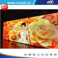 Outdoor P10 Die-casting LED xxx video wall