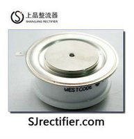 100% new original WestCode thyristor, high power thyristor ,disc Thyristor R1275NS20L