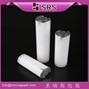 SRS new design high quality and good price lotion bottles plastic airless pump bottle