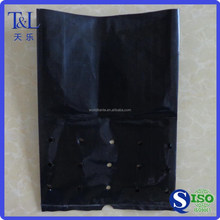 Factory wholesale good quality plant seedling bag with hole at low price