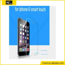 Smart Touch Screen Protector With Two Touch Smart Return & Smart Confirm
