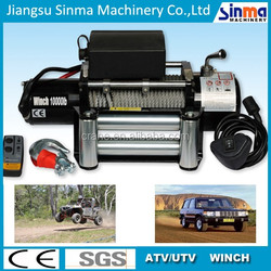 electric truck 4x4 winch for sale