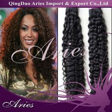 2012 hot sell brazilian deep weave remy hair weft beyonce