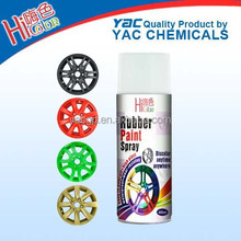 car wheels rubber painting 400ml/300g