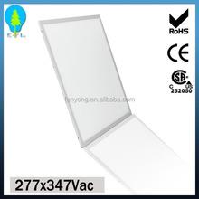 Power Factor:>0.9; THD:<20% DLC UL CUL CSA square led panle lighting 600 600 led panel light