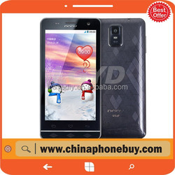 DOOV i1314, 4GB Black, 4.3 inch 3G Android phone 4.0 Smart Phone Dual SIM PHONE