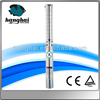 Deep Well AC Electric Submersible Solar Water Pumps/ Deep Well water Pump/ submersible water pump