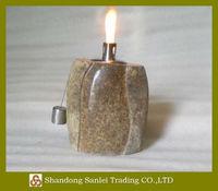 decorative small oil lamp