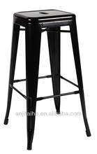 "Metal vintage Stool 30"" height TH-1001(30"")"