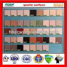 Polishing Artificial Quartz, Quartz Stone Wall Tile, Artificial Wall Stone