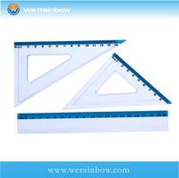 wholesal plastic triangular scale ruler sets