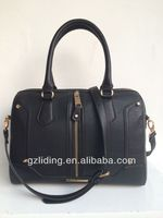 New and Hot hand bags with zipper in middle