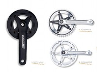 city action hot sale driveline crankset
