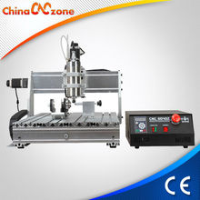 Powerful 4 Axis CNC 6040 China CNC Router Machine for Aluminum
