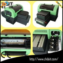Full color printing at the same time digital uv bottle printer