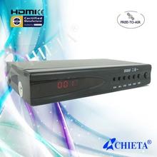 FTA Digital SD MPEG2 DVB-S Satellite TV Receiver