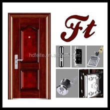 best quality cheapest price gate door electric rim lock entry security steel doors china door factory manufacturer direc
