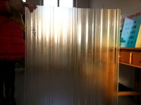 FRP Corrugated Sheet--Properties of FRP Sheet