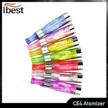 2014 ibest ego ce4 atomizing have high quality with competitve price Capacity 1.6