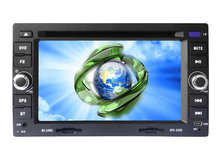 """6.2""""Digital Touch Screen Double Din DVD Player For HONDA CITY/FIT 1997-2006 Car Audio DVD GPS For HONDA CITY FIT Radio GPS"""