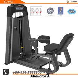 2015 NEW product indoor exercise equipment for sale LD-9021 Abductor for body building