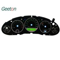 3D Domed Auto Instrument Cluster For Car