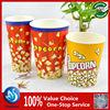 custom printed paper popcorn cup/ popcorn bucket/ popcorn mug